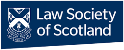 We're partnered with the Law Society of Scotland.