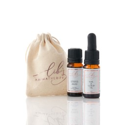 Essential oil blends and nail & cuticle oil