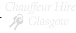 chauffeure hire glasgow logo