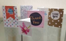 Mortgage broker client thank you cards