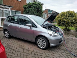Car aircon recharge service in Durham area