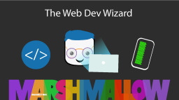 Marshmallow Web Design