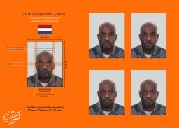 Dutch Passport photos