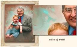 Digital Oil Paintings