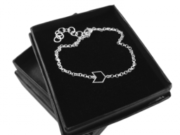 Symbols Collection - Silver Chamber Jewellery