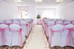 Slinkies Events Limited Wedding Ceremony Room