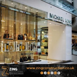 Michael Kors -Retail Shop Fitting and Design