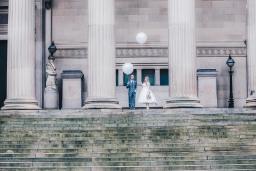 Mel & Tony's Liverpool Town Hall Wedding