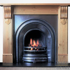 The Victorian made to size wood surround