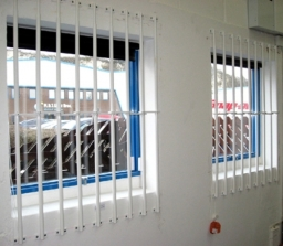 Window Bars and Security Grilles for home, school or business use