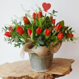 British Flowers for Valentines delivery to Bolton' Wigan & Chorley