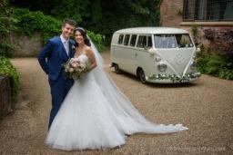 camper wedding hire