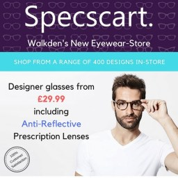 Anti Reflective Prescription Glasses