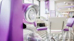 Viva Vegas Diner, Bar & Grill - Themed Booths