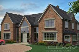 3D Visualisation   Architectural Rendering