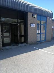 Egytec's new premises at Matlock
