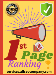 Google First Page Ranking Guaranteed