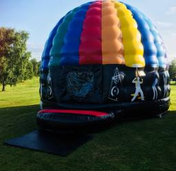 disco domes for hire