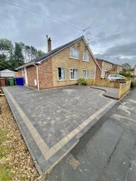 Block paving driveway Driffield