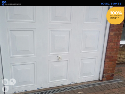 garage lock repair locksmith in Hendon