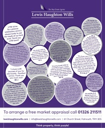Testimonials from our Falmouth Office