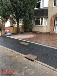 Driveway With Dropped Kerb Gloucester