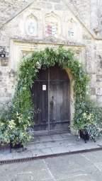 Winchelsea Church Arch
