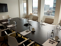 Business Ahead training room