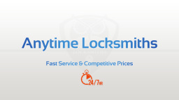 Anytime Locksmiths	| 01784776144
