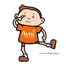 Ayni Logo For Chocolate Company