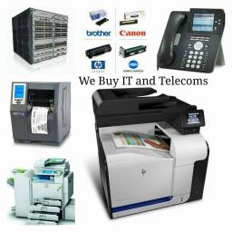 We Buy IT and Telecoms
