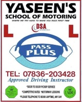 Yaseen Driving School Blackburn