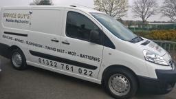 Mobile mechanic Bexleyheath Service Guys