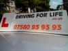 Driving lessons Nottingham http://drivingforlife.co.uk Cheap driving lessons Nottingham