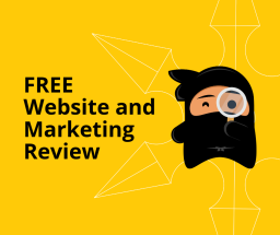Get a free marketing review