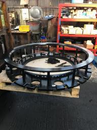 JP Metal Treatments Chemical Blacking on Steel