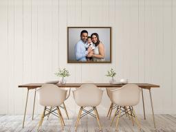 family framed photograph woking photo studio
