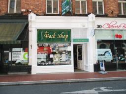 Shop Painters Dublin