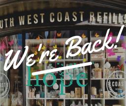 SW Coast Refills - Weymouth's Zero Waste Shop