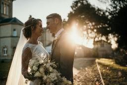 St Tewdrics Wedding
