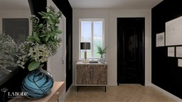 Labode - Entrance 3D render