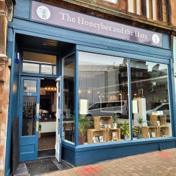 The Honeybee and the Hare Cafe