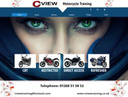 C-View Website