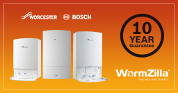 10yr guarantee on all boilers