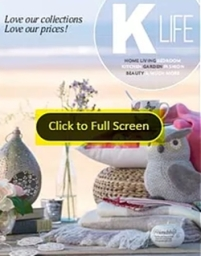Kleeneze K LIFE Catalogue