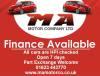 M A Motor Company Ltd