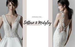 Sottero and Midgley at Brides of Chester