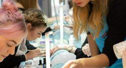 A wonderful career as a nail technician