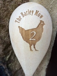 Bespoke Table Spoons for Barley Mow