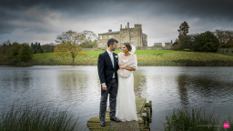 Wedding Videography at Ripley Castle